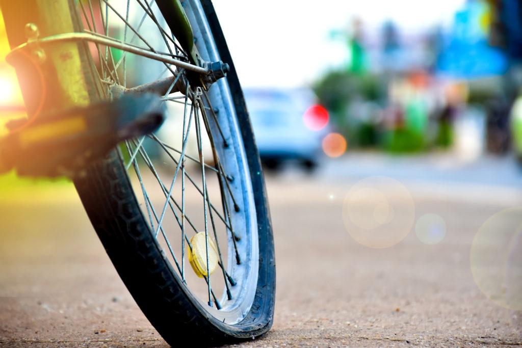 Mit gutem Local Online Marketing konnte ich schnell einen Rad-Reparaturdienst finden.
